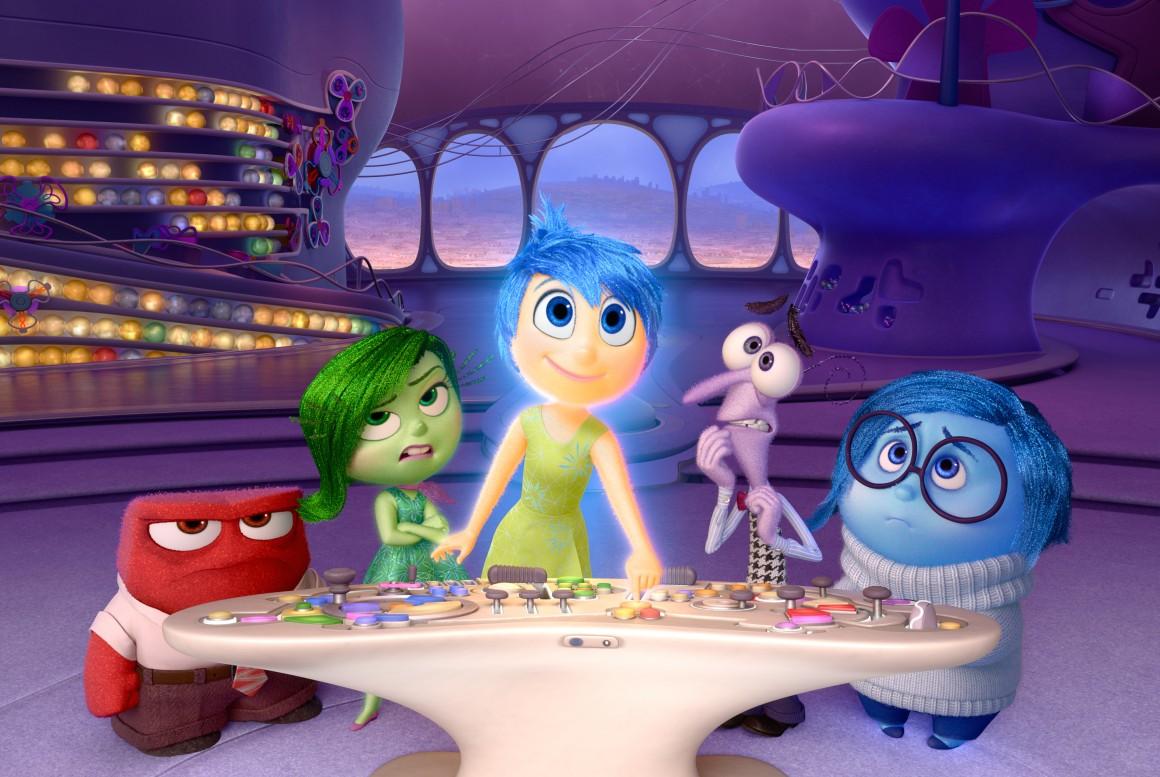 Imagen de 'Del revés (Inside out)', película distribuida en España por The Walt Disney Company Spain © 2015 Disney y Pixar. Todos los derechos reservados.