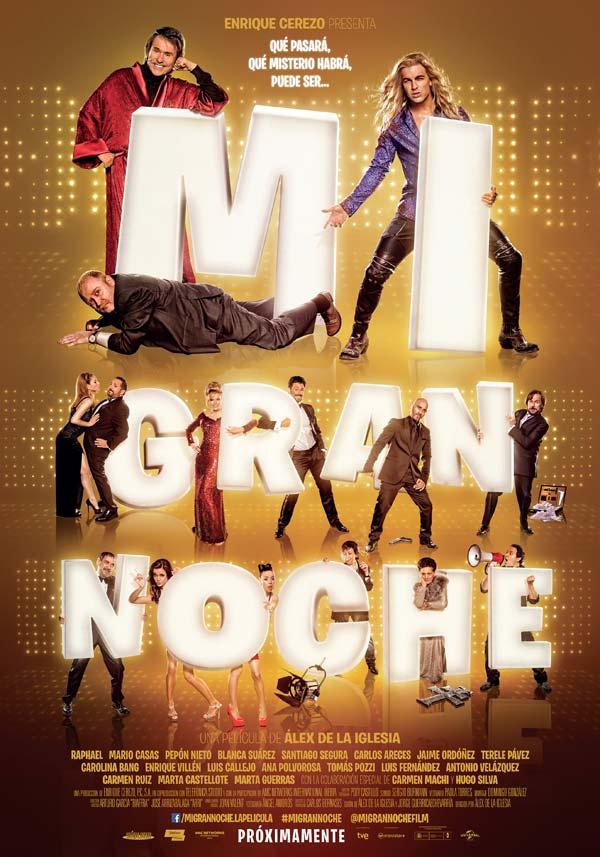 est_mi gran noche_poster