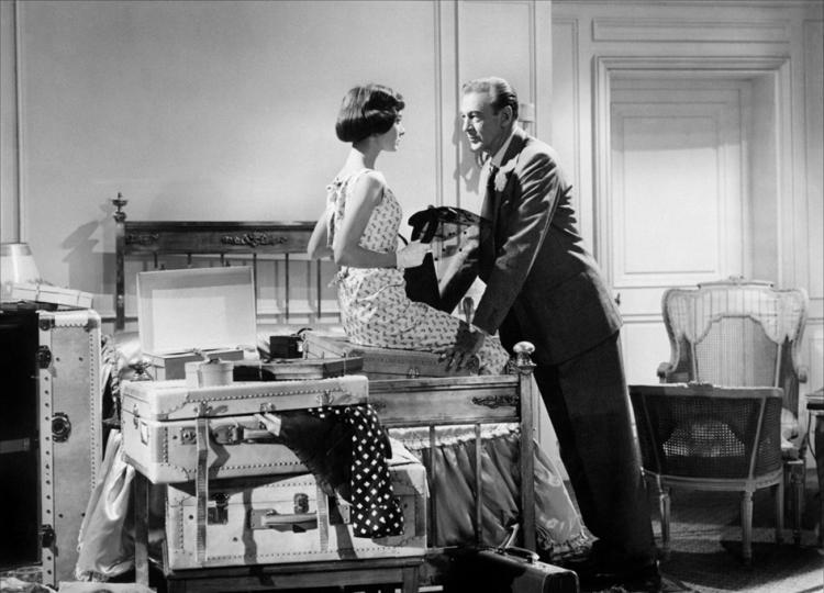 Imagen de Ariane. Love in the Afternoon © 1957 Billy Wilder Productions. Todos los derechos reservados.