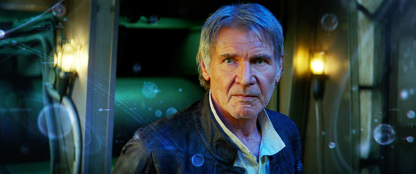 Imágenes de 'Star Wars: El despertar de la Fuerza', distribuida en España por The Walt Disney Company Spain © 2015 Lucasfilm. Todos los derechos reservados.