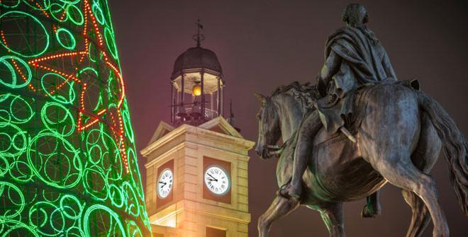 Imagen de la decoración navideña de Madrid © 2015 EsMadrid.com. Todos los derechos reservados