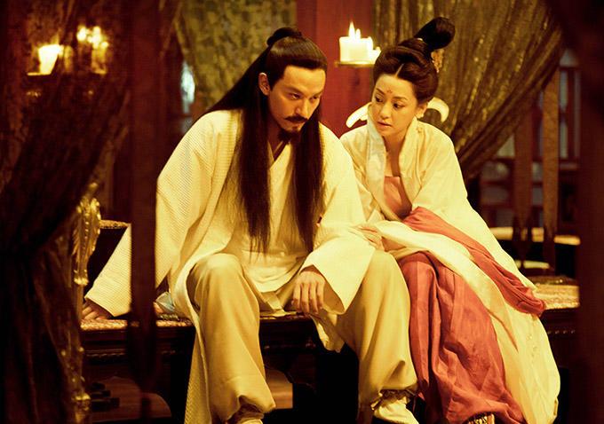 "Imagen de ""The Assasin"" © 2015 Central Motion Pictures, China Dream Film Culture Industry, Media Asia Films, Sil-Metropole Organisation, SpotFilms, Zhejiang Huace Film & TV. Todos los derechos reservados."