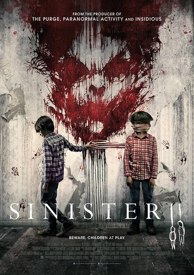 "Imagen de ""Sinister"" © 2012. Alliance Films, IM Global, Blumhouse Productions. Todos los derechos reservados."