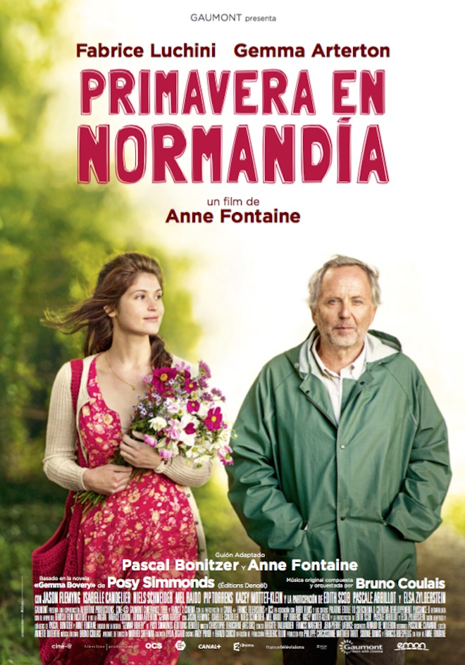 est_primavera en normandia_poster