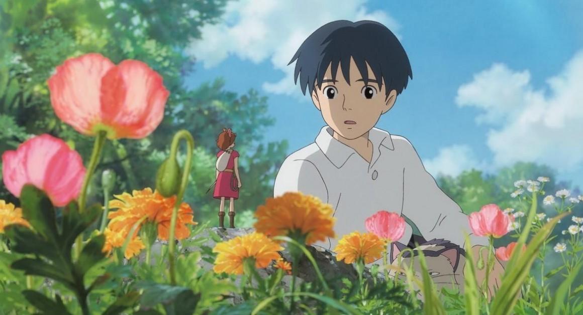 """Imagen de """"Arrietty"""" © 2010 Studio Ghibli, Dentsu, Hakuhodo DY Media Partners. Distribuida en España por Aurum Producciones. Todos los derechos reservados."""