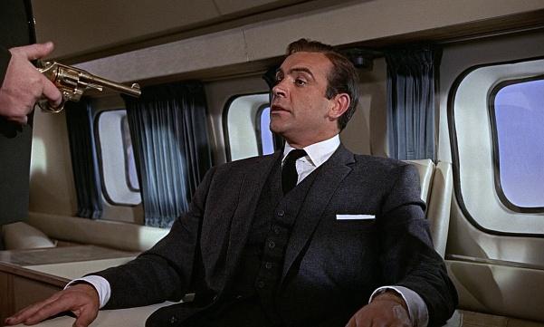 """Imagen de """"James Bond contra Goldfinger"""" © 1964 Eon Productions. Distribuida en España por MGM/UA Home Video. Todos los derechos reservados."""