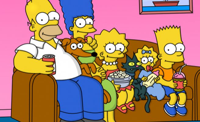 mecedora_los simpsons_familia