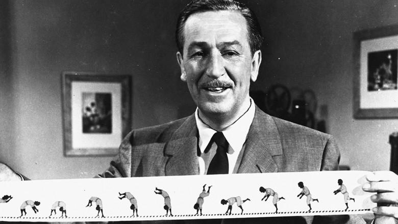 Imagen de Walt Disney. The Walt Disney Archives Photo Library © Disney. Todos los derechos reservados.