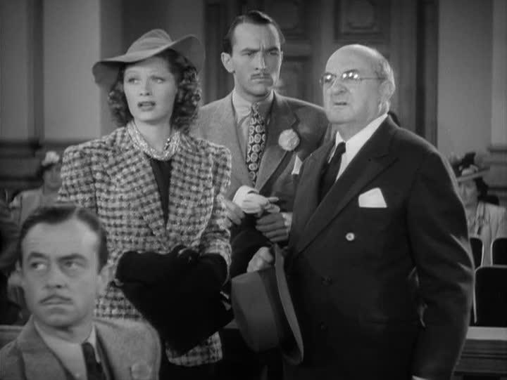 Imagen de La última vez que me case © 1938 RKO Productions. Distrubuida en España por Suevia Films. Todos los derechos reservados.