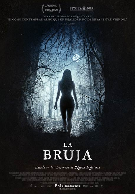 "Imagen de ""La bruja"" (The witch), película distribuida en España por Universal Pictures International Spain © 2015 Parts and Labor, RT Features, Code Red Productions, Pulse Films, Special Projects, Maiden Voyage Pictures, Scythia Films, Rooks Nest Entertainment. Todos los derechos reservados."