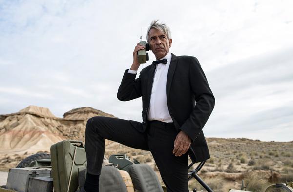 """Imagen de """"Anacleto: Agente secreto"""", película distribuida en España por Warner Bros. Pictures International Spain © 2015 Zeta Cinema. Todos los derechos reservados."""