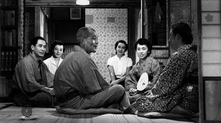 Fotograma de Cuentos de Tokio – Copyright © 1953 Shôchiku Eiga, todos los derechos reservados