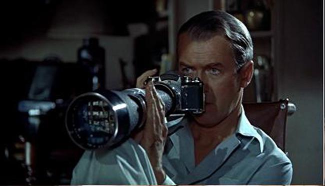 Imagen de La ventana indiscreta© 1954 Paramount Pictures, Patron Inc. Todos los derechos reservados.