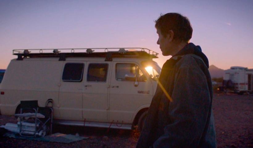 Imagen de 'Nomadland' © 2020 Highwayman Films, Cor Cordium Productions, Hear/Say Productions. Distribuida en España por Searchlight Pictures, Walt Disney Pictures. Todos los derechos reservados.