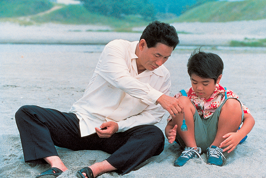 Imagen de 'Kikujiro' © 1999 Bandai Visual, Tokio FM, Nippon Herald, Office Kitano. Todos los derechos reservados.